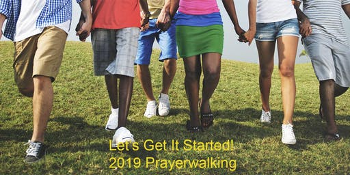 Faith Can Move Mountains! City Gates Pray 11th Annual City to City Wide Prayer Walk!