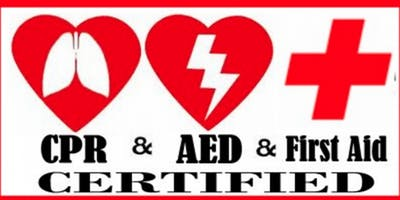 osha safe and sound week cpr and first aid classes