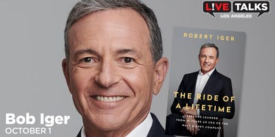 Bob Iger in conversation with Brian Grazer