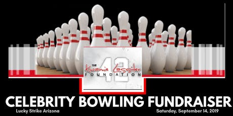The Kwamie Lassiter Foundation 5th Annual Celebrity Bowling Fundraiser tickets
