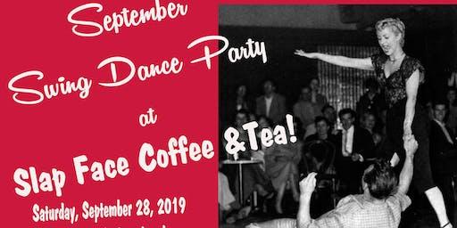 Slap Face Swing In September...FREE!