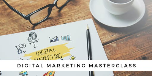 Digital Marketing Masterclass for Small Business
