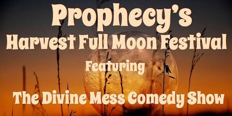 The Divine Mess Comedy Show tickets