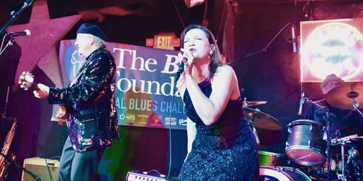 Blues Night with Deborah Stafford and State of Affairs