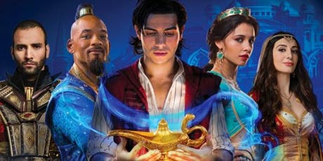 NORTHSIDE Disney's Aladdin Live Action Movie (Rated PG) tickets