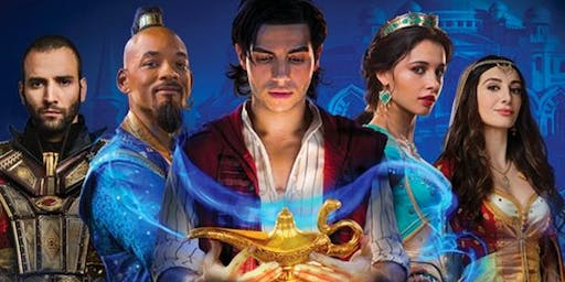 NORTHSIDE Disney's Aladdin Live Action Movie (Rated PG)