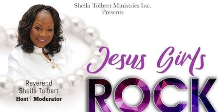 Jesus Girls Rock  Pearls, Pumps, & Jeans Tea Talk tickets