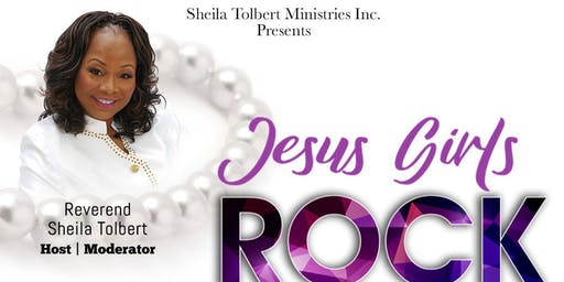 Jesus Girls Rock  Pearls, Pumps, & Jeans Tea Talk