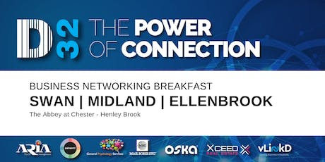 District32 Business Networking Perth – Swan / Midland / Ellenbrook - Fri 23rd Aug tickets