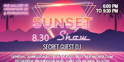 Sunset Show - Secret Guest DJ