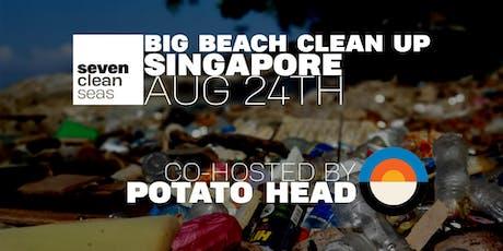 Potato Head Singapore's 5th Anniversary Beach Clean Up by Seven Clean  Seas tickets
