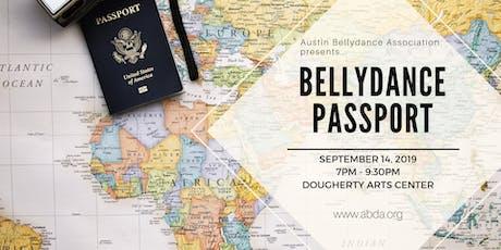 Bellydance Passport 2019 tickets