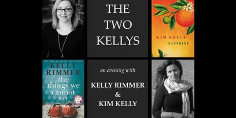 The Two Kellys: Author Event at Kincumber Library tickets