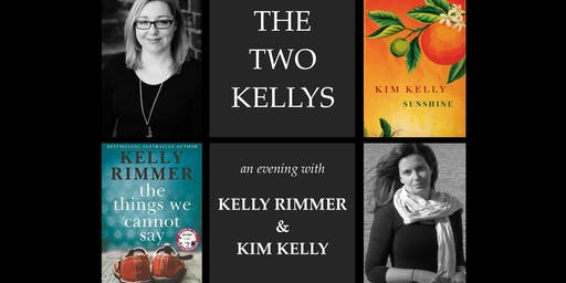 The Two Kellys: Author Event at Kincumber Library