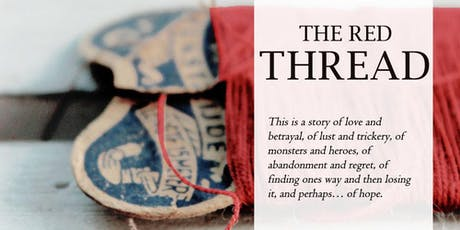 The Red Thread (Oral storytelling performance for adults) Tickets