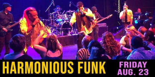 Aurora Borealis Presents: Harmonious Funk