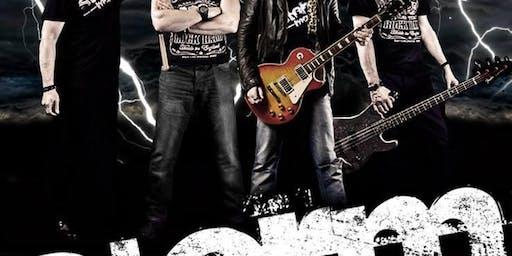 Storm Rock Band Outdoor Concert