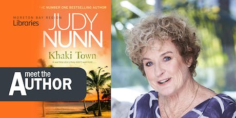 Meet the Author: Judy Nunn - North Lakes Library tickets