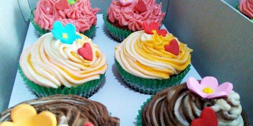 Gluten-free Vegan Cupcake Cooking Class
