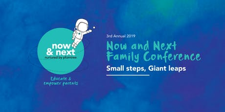 Now and Next Family Conference tickets