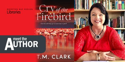 Meet the Author: TM Clark - North Lakes Library