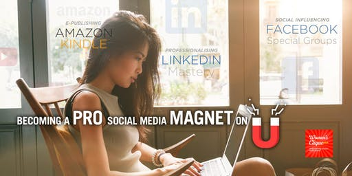 [TALK ABOUT WOMEN] BECOMING A PRO SOCIAL MEDIA MAGNET ONLINE