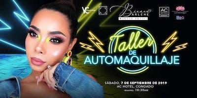 Taller Automaquillaje - Condado - 7 de Septiembre