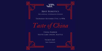 Taste of China Fundraiser