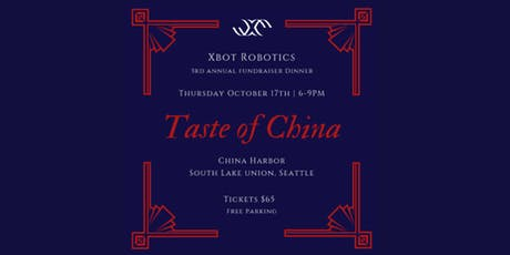 Taste of China Fundraiser tickets