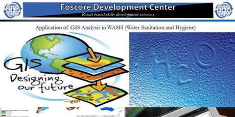 Application of GIS Analysis in WASH (Water Sanitation and Hygiene) tickets