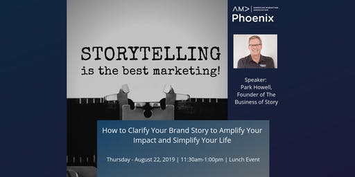 How to Clarify Your Brand Story to Amplify Your Impact and Simplify Your Life