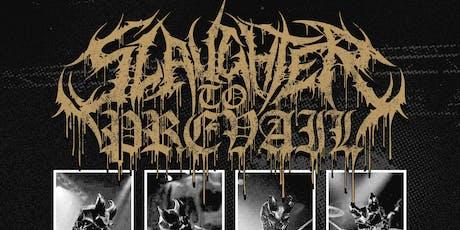 Slaughter To Prevail / Bodysnatcher / Orthodox / Prison tickets