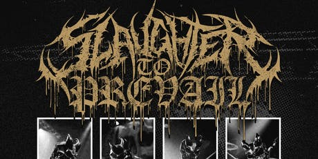 Slaughter To Prevail / Bodysnatcher / Orthodox / Prison tickets