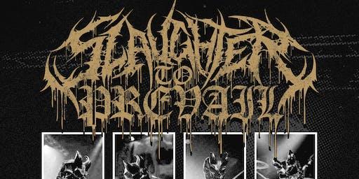 Slaughter To Prevail / Bodysnatcher / Orthodox / Prison