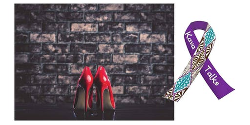 """5th Annual """"In Heels 2 Heal"""" 1 Mile Walk For Domestic Violence Awareness Month"""
