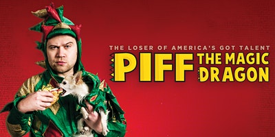 Piff The Magic Dragon's Christmas Party