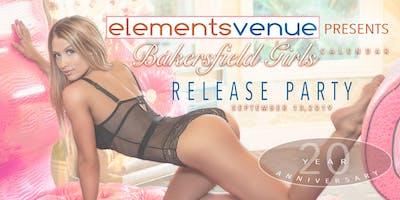 Bakersfield Girls Calendar Release Party