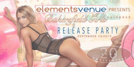 Bakersfield Girls Calendar Release Party tickets
