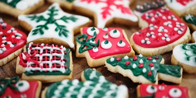 DIY Christmas Cookie Tree Ornaments - a Workshop for Adults at Park Holme Library