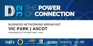 District32 Business Networking Perth– Vic Park (Ascot)...
