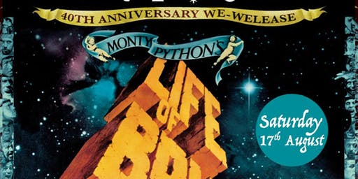 """TDSC presents the 40th Anniversary of """"Monty Python's Life of Brian"""" (1979)"""