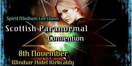Scottish Paranormal Convention tickets