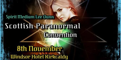 Scottish Paranormal Convention