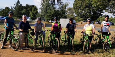Fairlop Waters Active & Social Community Project - Cycle Coaching/Led Ride - Adults Only