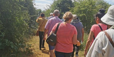 Fairlop Waters Active & Social Community Project - Led Walk - Adults/Buggies Only