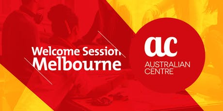21st Aug Melbourne Welcome Session tickets