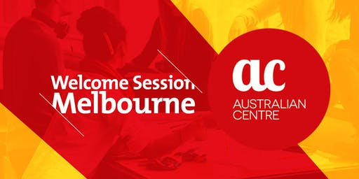 21st Aug Melbourne Welcome Session
