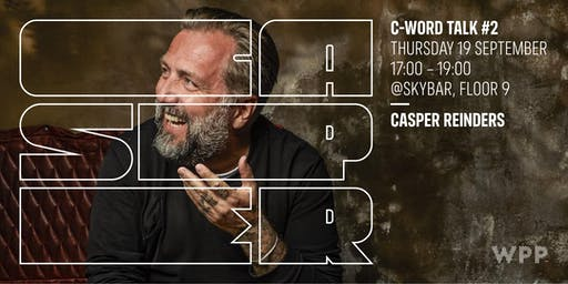 C-Word Talk #2 - Casper Reinders