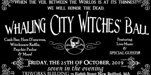2nd Annual Whaling City Witches' Ball