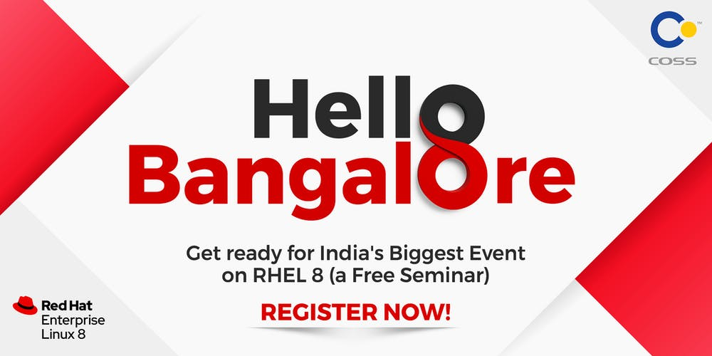 RHEL 8 - A Linux Foundation to power the IT Automation for Tomorrow